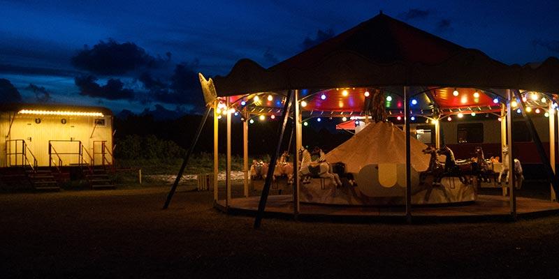 Zirkushotel übernachtung Kinder all inclusive