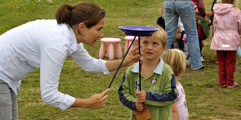 Mitmachzirkus auf Sylt Kinderbetreuung