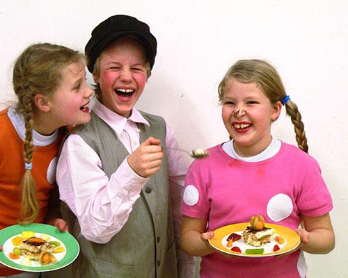 Kinderbetreuung und Geburtstagsfeiern