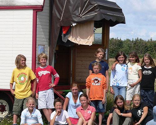 Zirkushotel ein Hotel für Kinder
